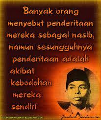 Kata Kata Motivasi Jenderal Soedirman