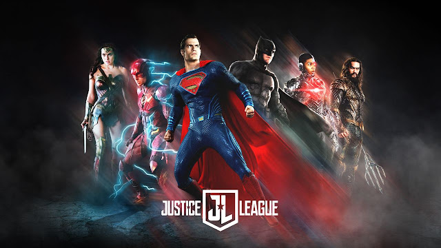 Justice League 2017 720p 480p BluRay Dual Audio [Hindi +English] x264