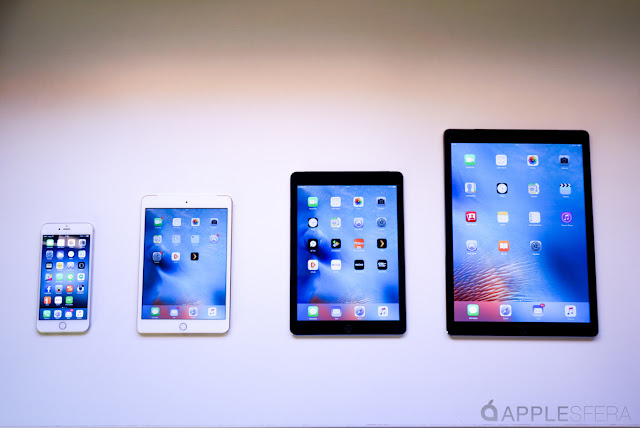 "Apparently not have iPad Air 3, but iPad Pro ""mini"" 9.7-inch"