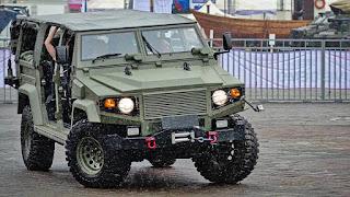 ILSV Armored Vichicle