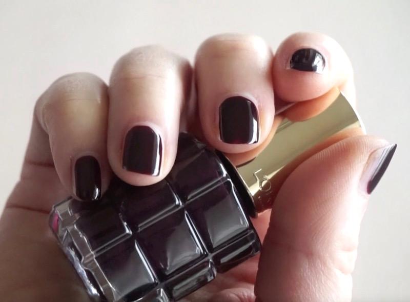50 looks of lovet sch ner nagellack in violett color riche in grenat irreverent fashion 40. Black Bedroom Furniture Sets. Home Design Ideas