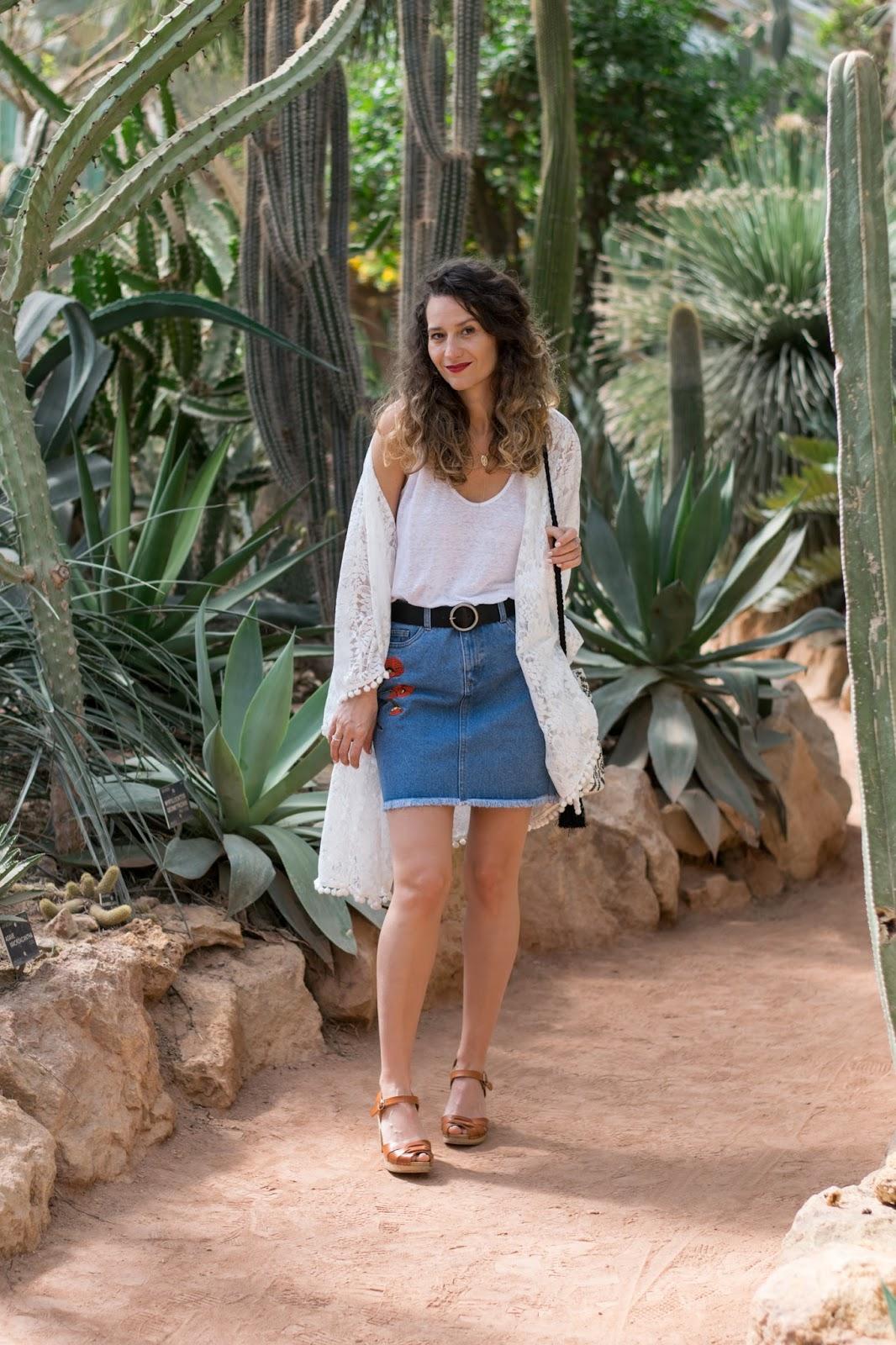 Blogueuse lyonnaise mode