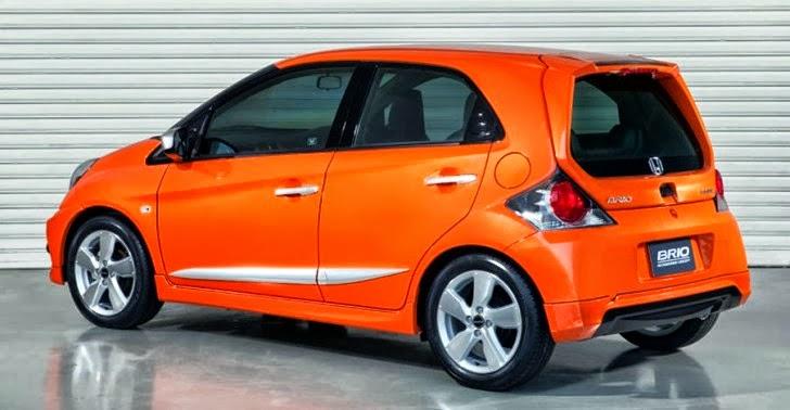 Konsep Modifikasi Honda Brio Satya 2014