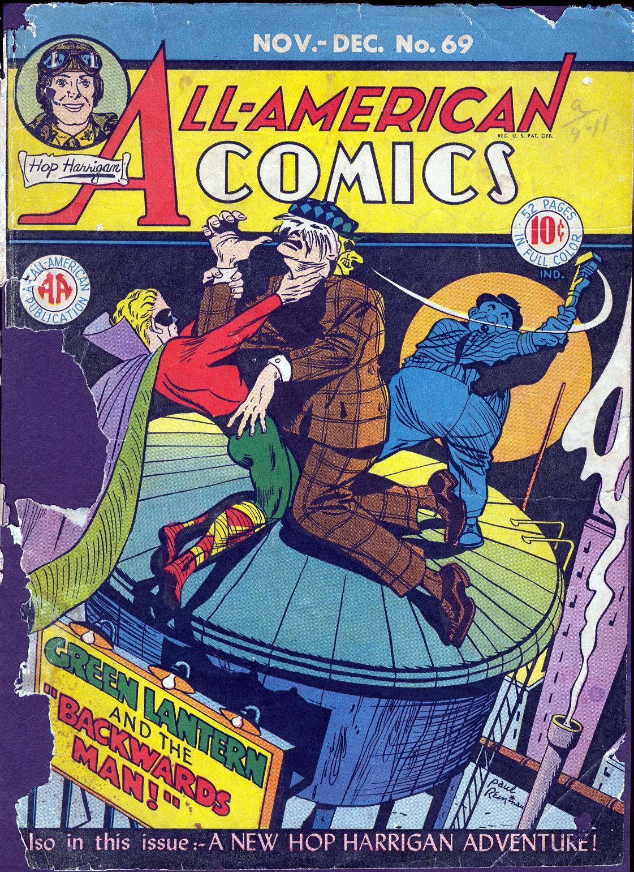 Read online All-American Comics (1939) comic -  Issue #69 - 1