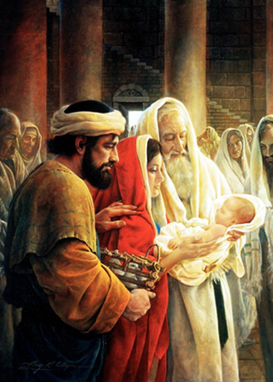 Jesús aproximadamente con 12 años, El niño Jesús entre los maestros, Lucas 2:41-52