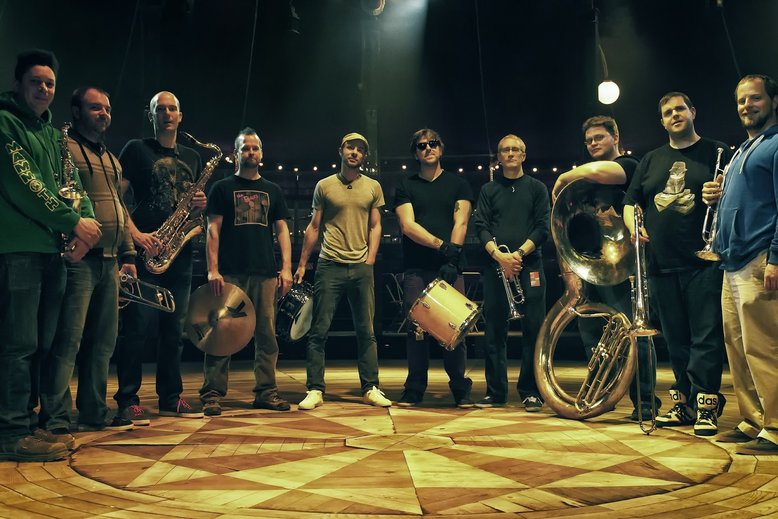 Full Thought Publishing Youngblood Brass Band Pax