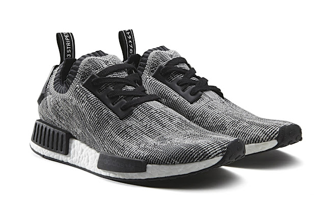 New Primeknit adidas Originals NMD
