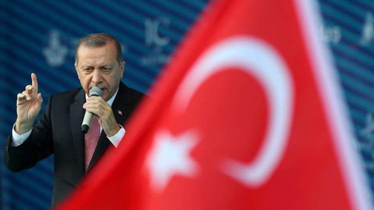 Η Τέλεια Καταιγίδα: Ο Ερντογάν, οι Τσάμηδες, το Κυπριακό, και η απώλεια εθνικής συνείδησης
