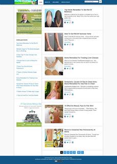 Jual Blog Bule Murah Niche Kesehatan