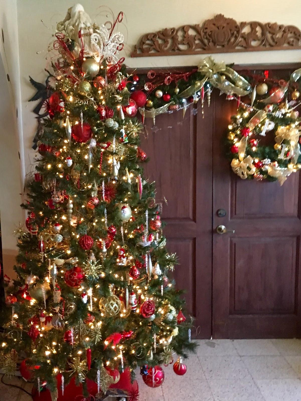 El arbol de navidad perfecto parte i mou design - Arbol de navidad dorado ...