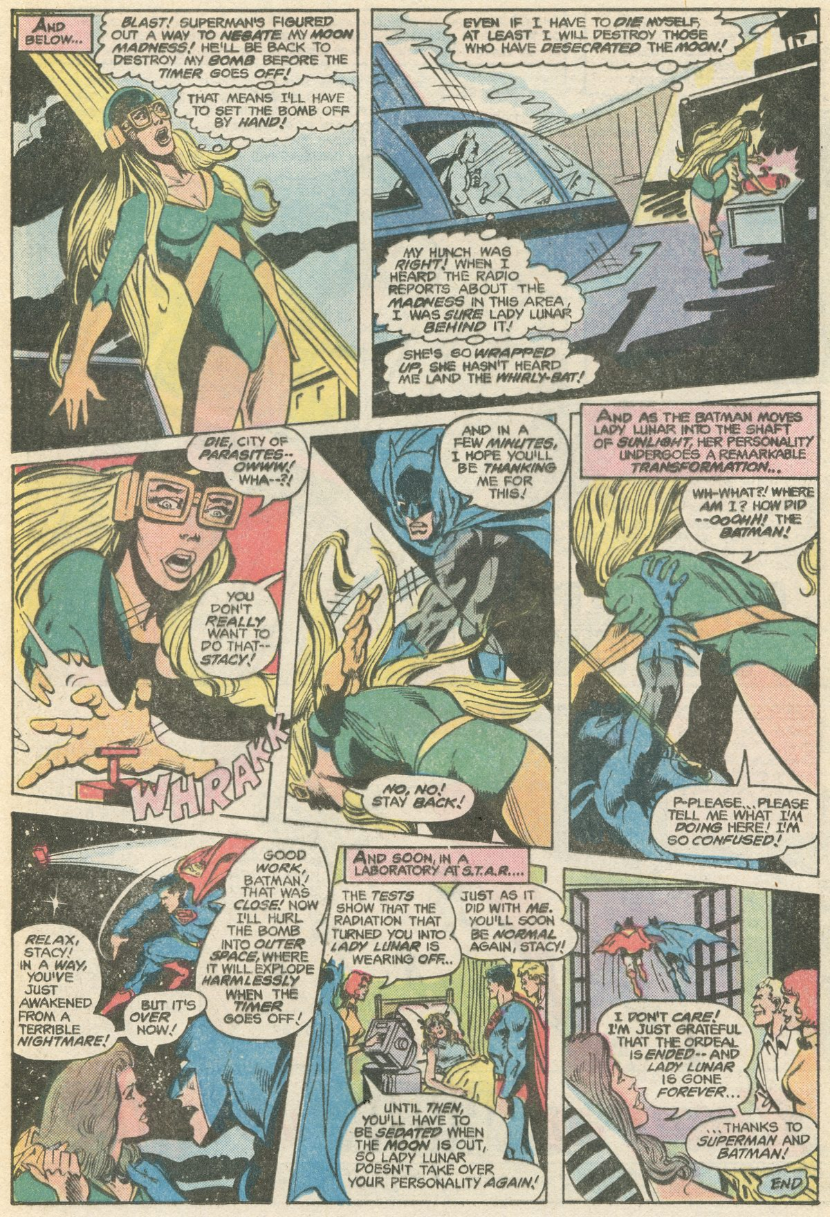 Read online World's Finest Comics comic -  Issue #266 - 17