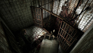 Silent Hill 2 Analysis environments and level design