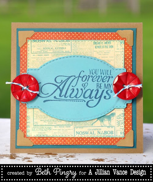 Beth Pingry - Forever My Always Card
