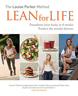 "want lean? follow now Louise Parker programme ""Lean for Life"" Kindle version 0.99 GBP"