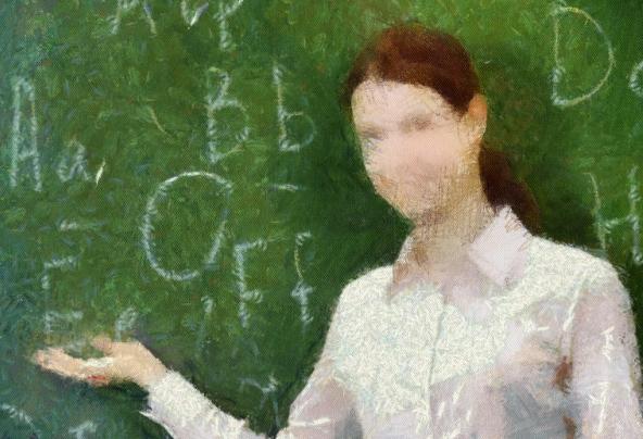 La professora (Roser Piñol)