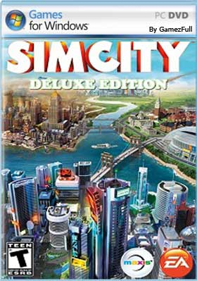SimCity 5 Deluxe Edition PC Full [Español] [MEGA]