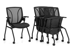 Global Roma Training Room Chairs