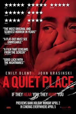 Fleapits And Picture Palaces A Quiet Place 2018