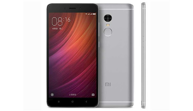 HP Redmi Note 4X