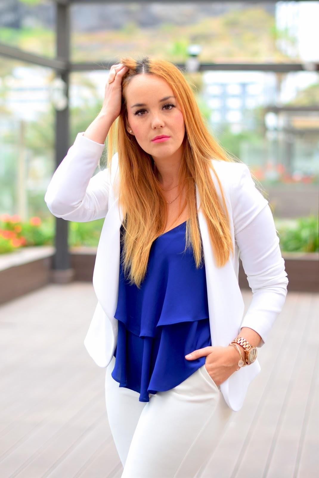 ney hdez, total look mango, office wear ideas, business look