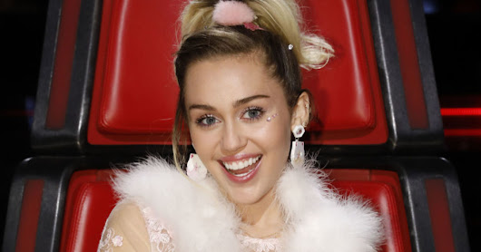 Miley Cyrus Is Officially Ditching Her Iconic Bleach Blond Hair