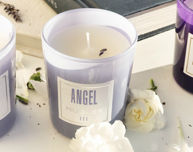 Mugler Scented Candles Angel Alien Mini Reviews