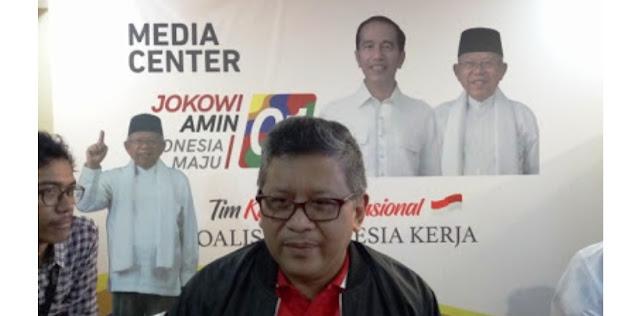 Hasto Bongkar Kebohongan Prabowo-Sandiaga