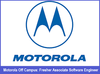 Motorola Mobility Off Campus for Associate Software Engineer: Freshers 2015/2016 Batch