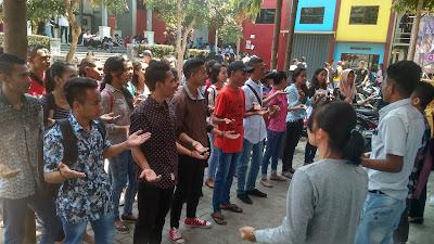 Panitia Ordik Harapkan Maba Tetap Jaga Kesehatan, maba, unitri, malang, mahasiswa