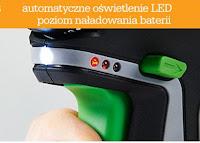 Wiertarko-wkrętarka akumulatorowa Niteo Tools z Biedronki