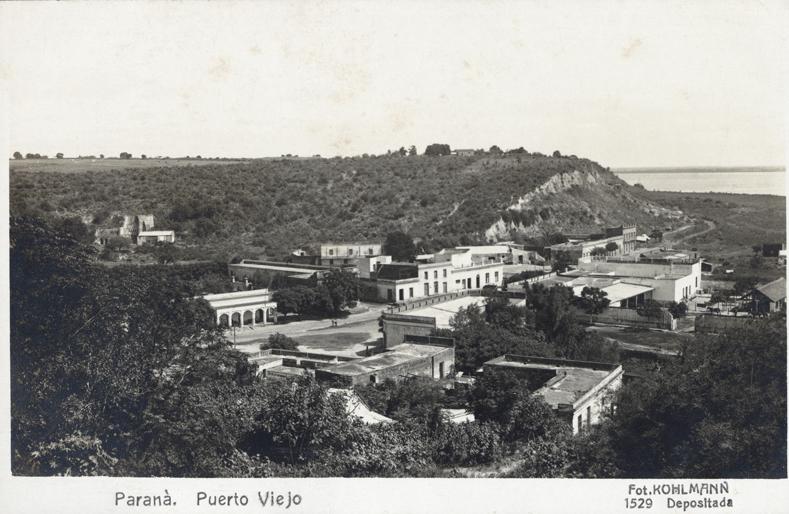 Panoramica del Barrio Puerto Viejo