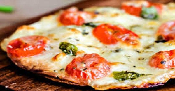 Pizza de Frigideira com Massa Caseira (Imagem: Reprodução/Ganha Quem Perde)