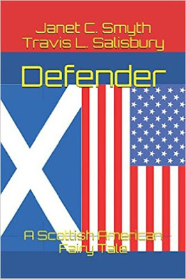 Old Cover For Standard Defender E-Book