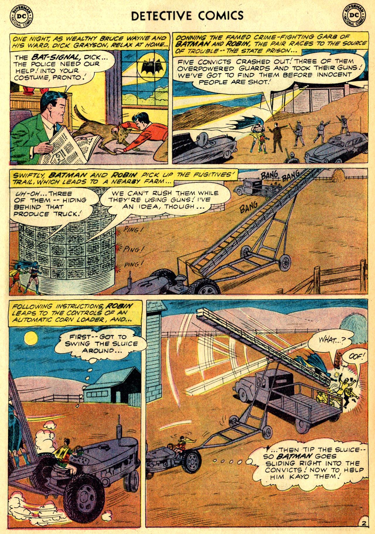 Detective Comics (1937) 287 Page 3