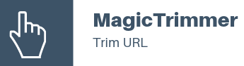 Magic Trimmer - Free URL List Cleaner - Trim URLs To Root Domain – Convert Links to Domain Names