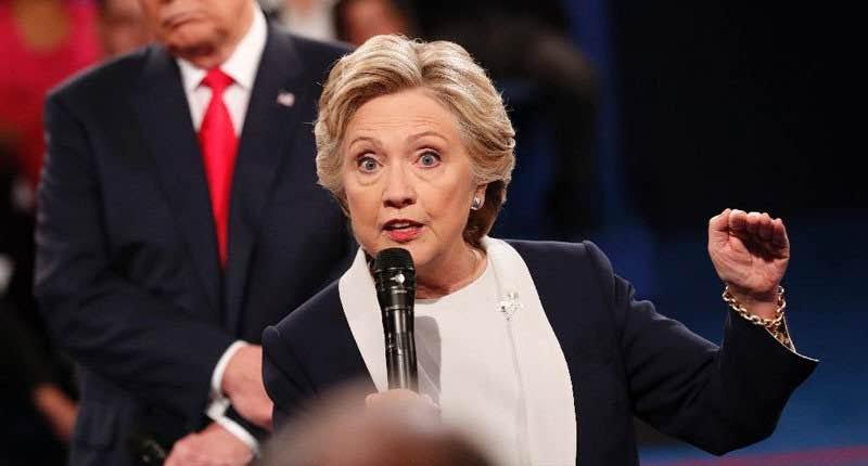 Hillary Clinton Slams FBI For Timing Of Deleted E-Mail Investigations, Calls It 'Deeply Troubling' , Donald Trump Slams Her!