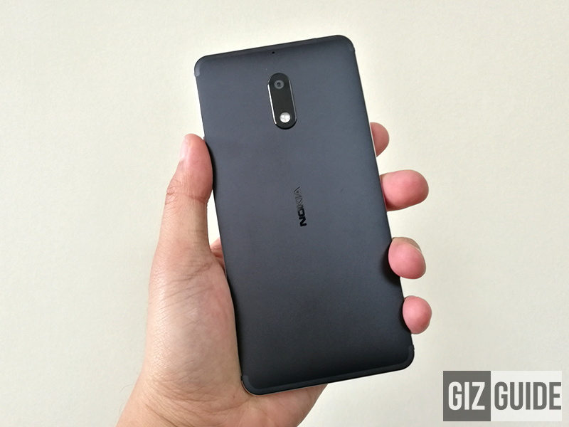 Report: Only The Black Variant Of Nokia 6 Is Available In PH