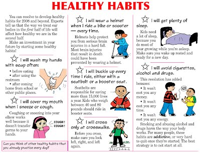 essay about good health habits  mistyhamel essay on good habits for health