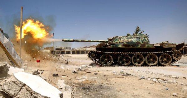 «Ώρα μηδέν» στην Λιβύη: Ο Χάφταρ συγκεντρώνει εφεδρείες για την τελική έφοδο στην Τρίπολη - Xωρίς την ρωσική υποστήριξη