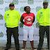 Capturada por tentativa de homicidio contra el alcalde de Atrato