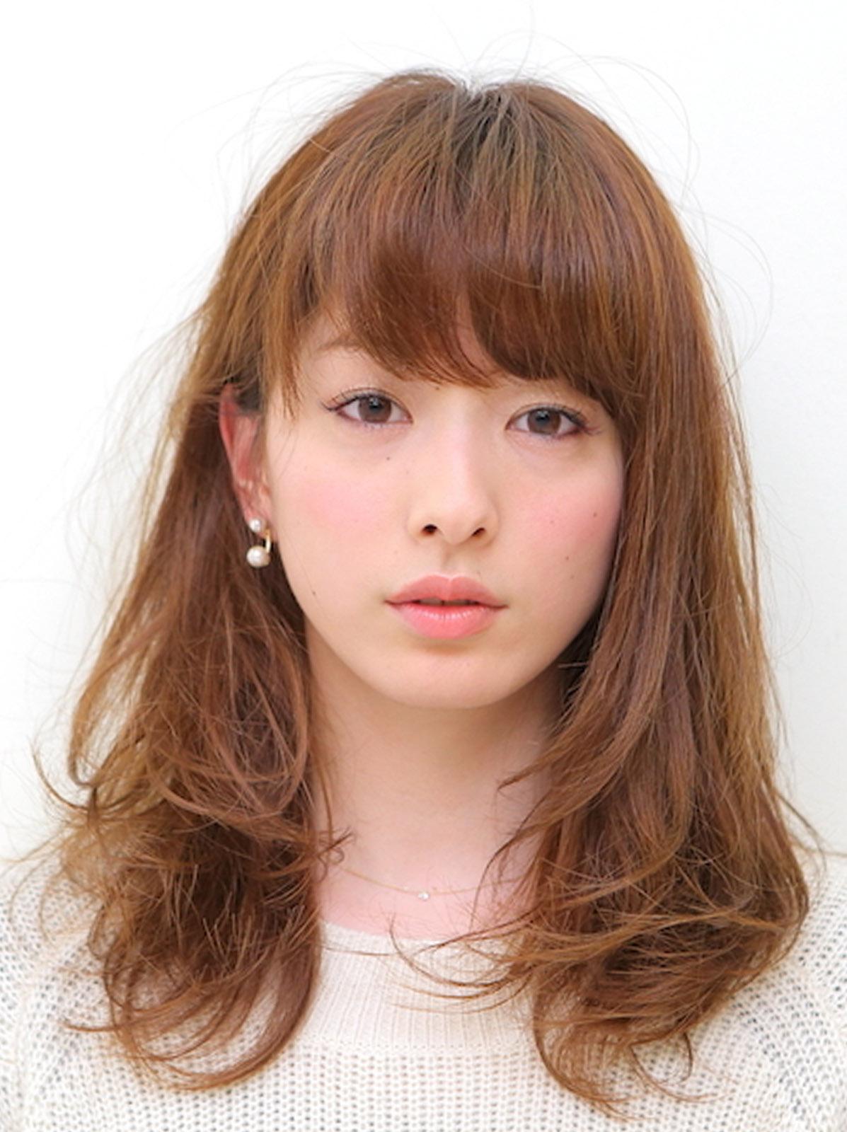 Best Asian Medium Hairstyles For Women Hairstyles Spot