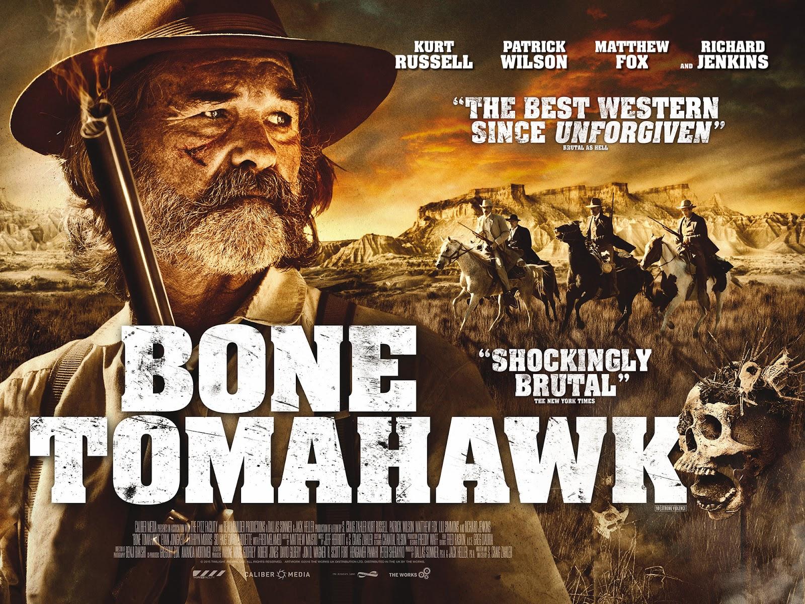 bone tomahawk vf