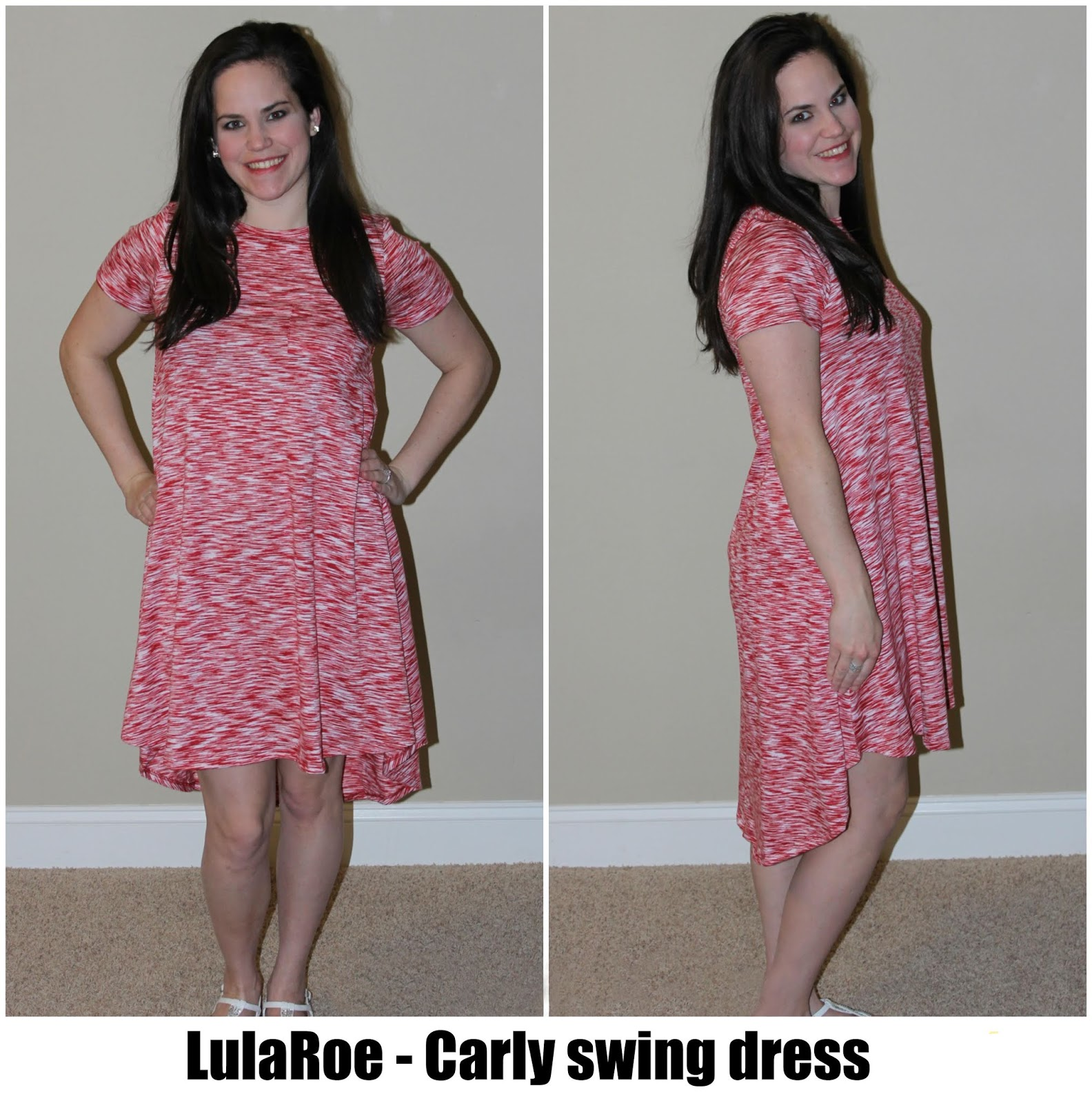 be7aa842b45 LulaRoe Part 5  Dresses - different ways to style Amelia