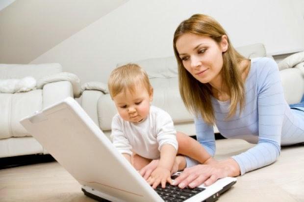 Bisnis Online Rumahan Yang Dapat Dikerjakan Ibu Rumah Tangga