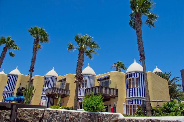 Gran Canaria, Bahia Feliz, turystyka,wakacje