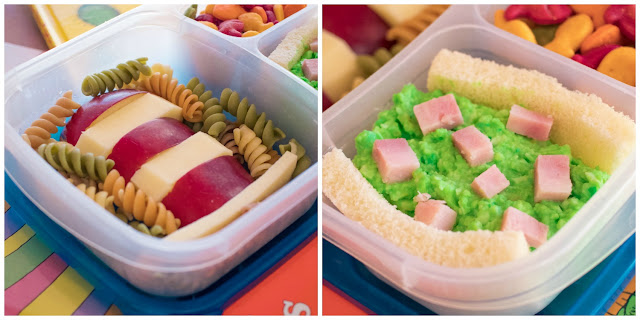 Dr. Seuss Lunch and Recipe Ideas for National Read Across America Day