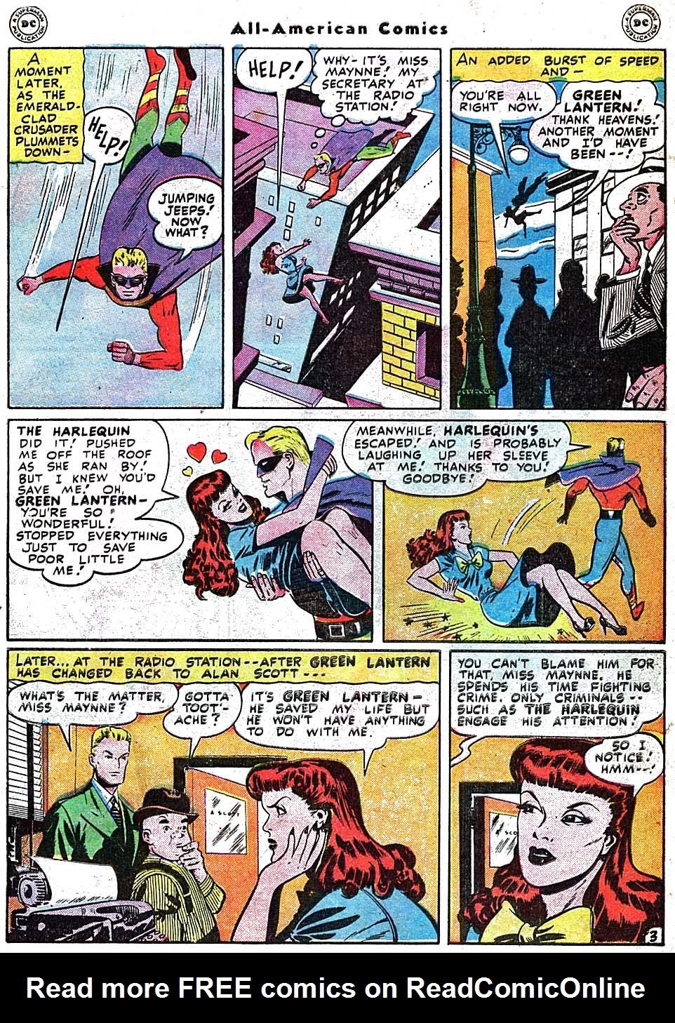Read online All-American Comics (1939) comic -  Issue #91 - 5