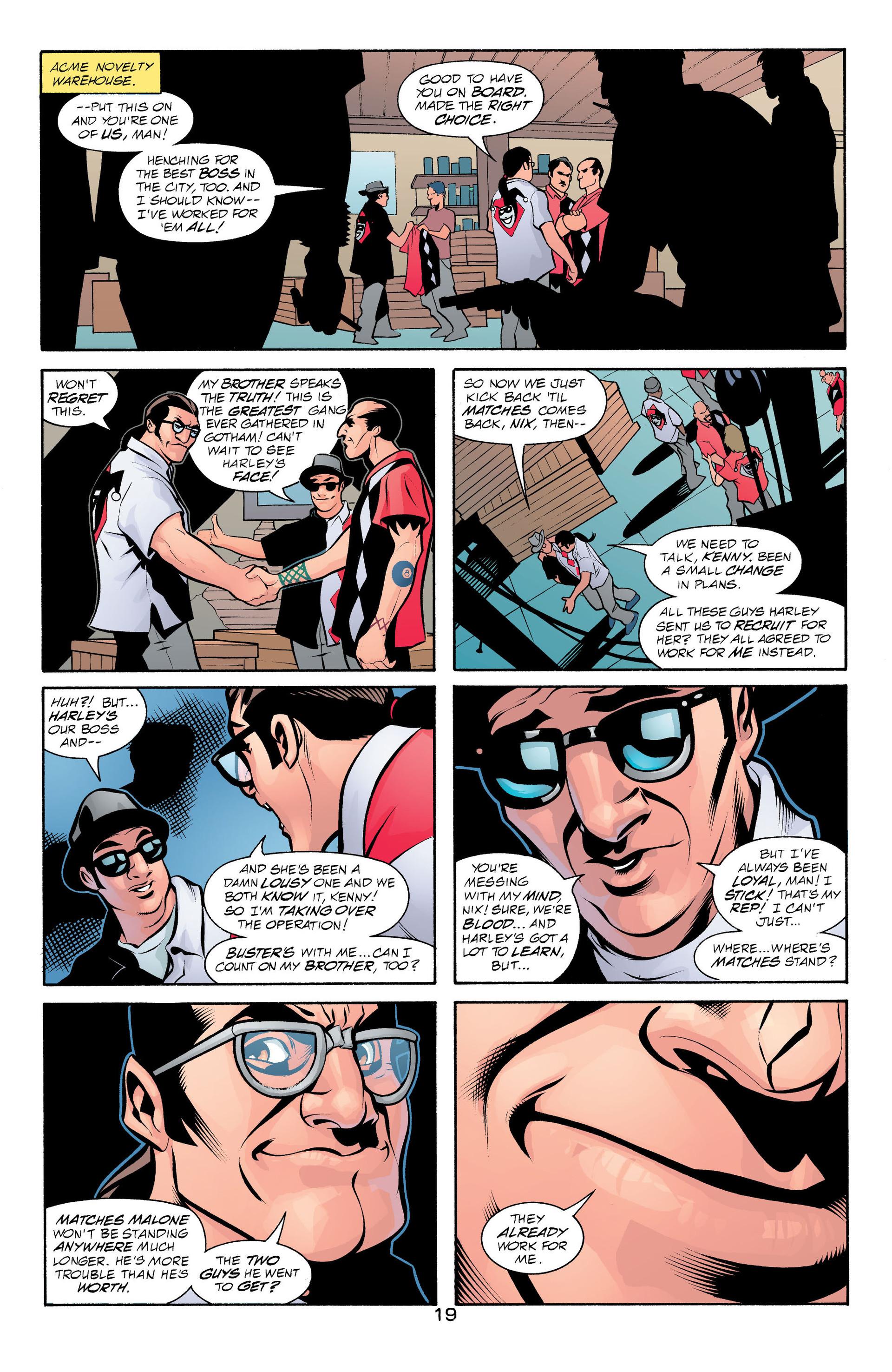 Harley Quinn (2000) Issue #11 #11 - English 20