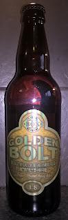 Golden Bolt (Steam Box Brewery)