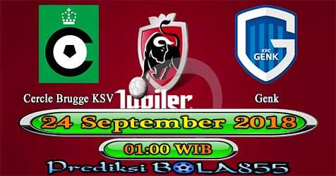 Prediksi Bola855 Cercle Brugge KSV vs Genk 24 September 2018